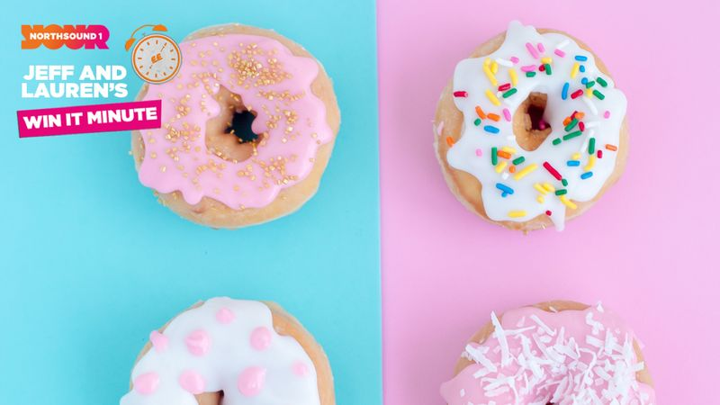 Win it Minute: Can you answer this simple donut question?