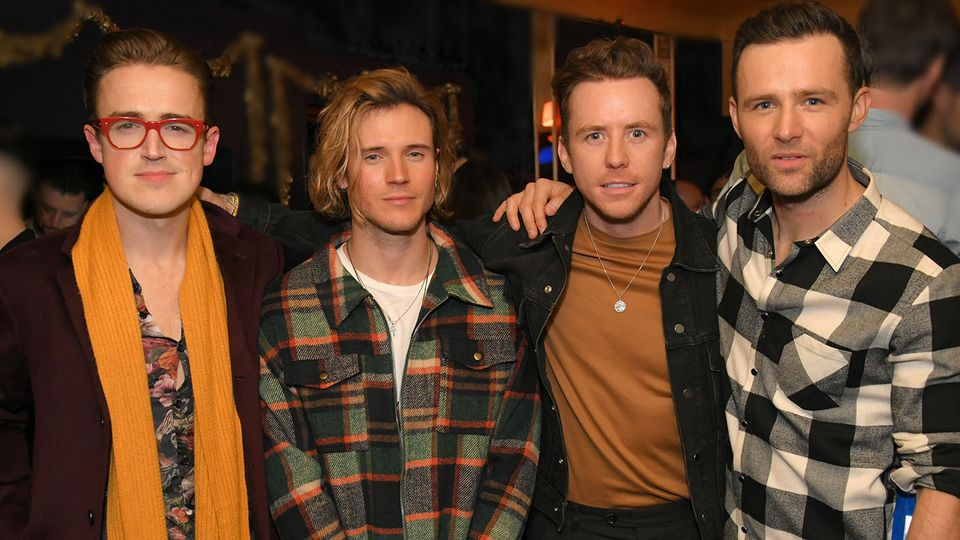 McFly reveal COMEBACK news with album and LIVE SHOW date 🙌