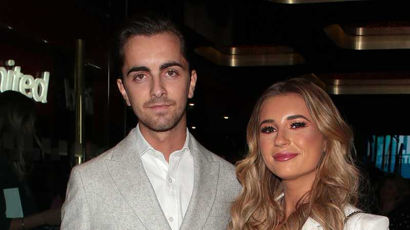 Dani Dyer sparks Sammy Kimmence ENGAGEMENT rumours with ring pic