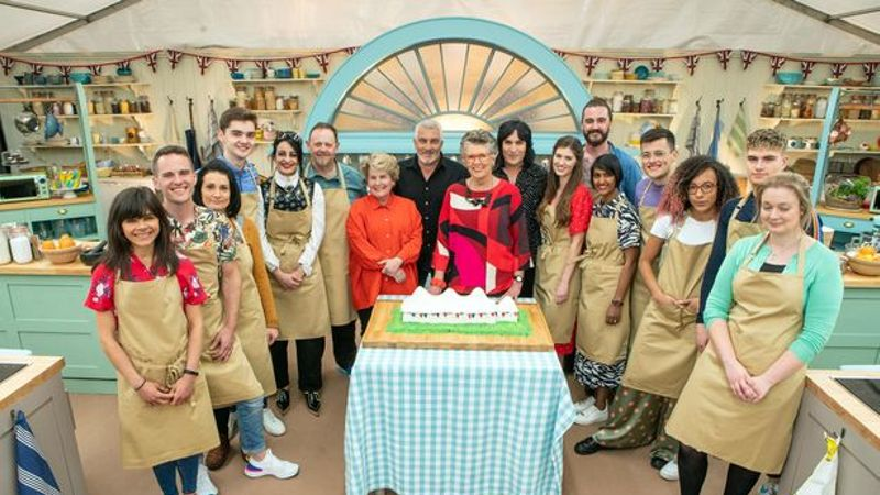 The path of yeast resistance: it's bread week on The Great British Bake Off