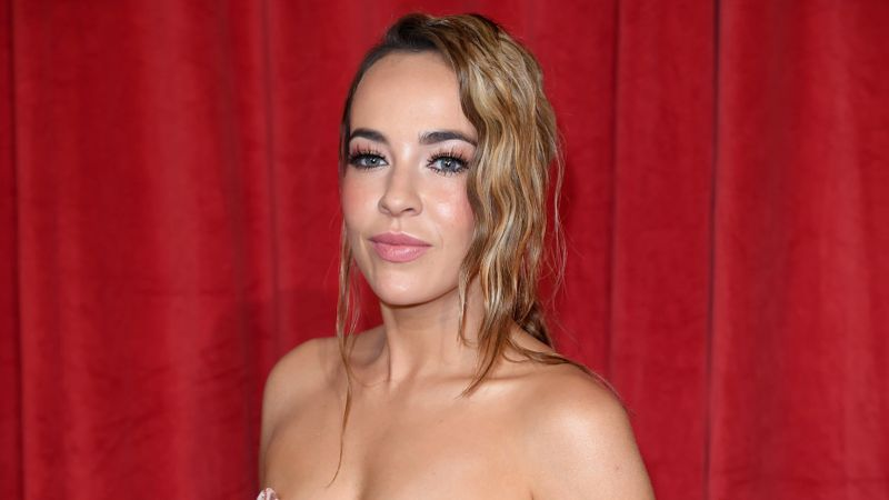 Stephanie Davis 'taking a break' from Hollyoaks following split