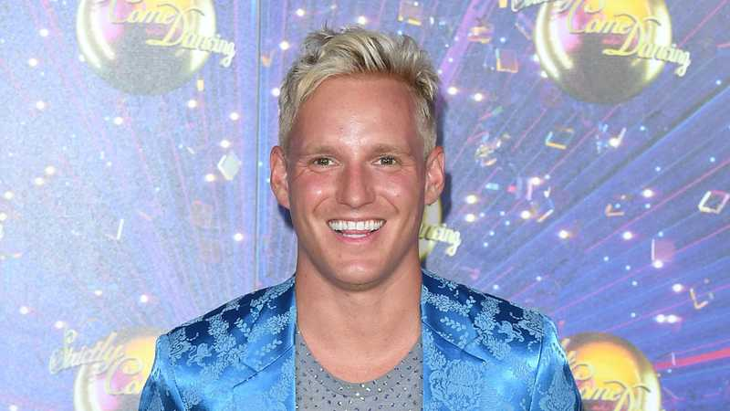 Jamie Laing opens up about having to QUIT Strictly Come Dancing
