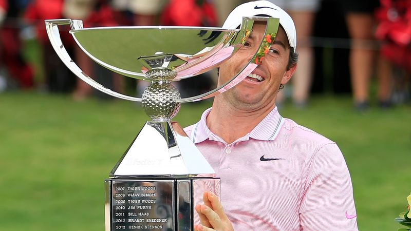 McIlroy is PGA Player of the Year