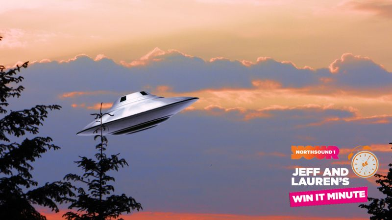 Win it Minute: What does UFO stand for?