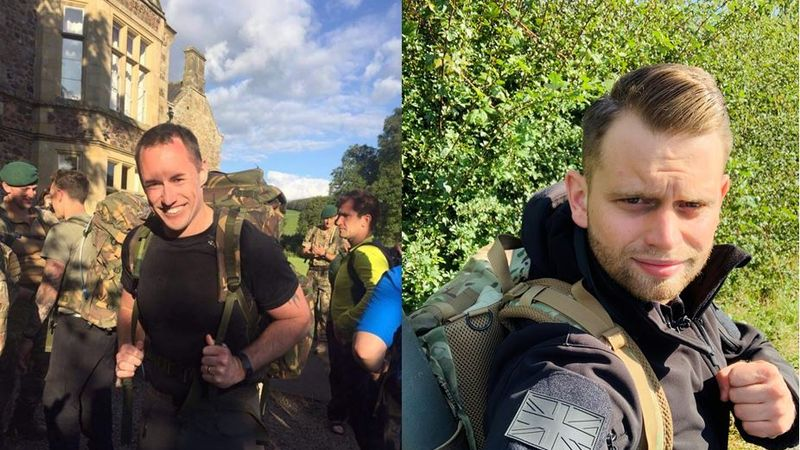 Two Northumbria Police sergeants to take on gruelling 30 mile charity walk