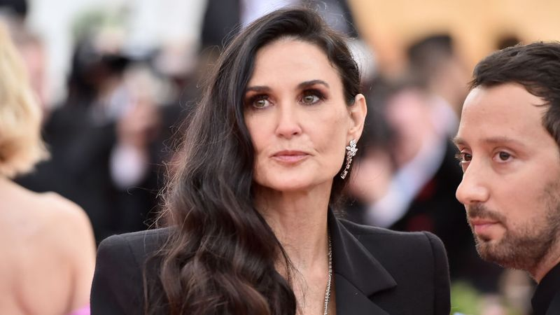 Demi Moore Discusses Late Miscarriage Ahead Of Her Memoir's Publication. Read On Grazia.