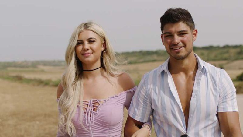 Love Island's Belle Hassan hints at reunion with Anton Danyluk