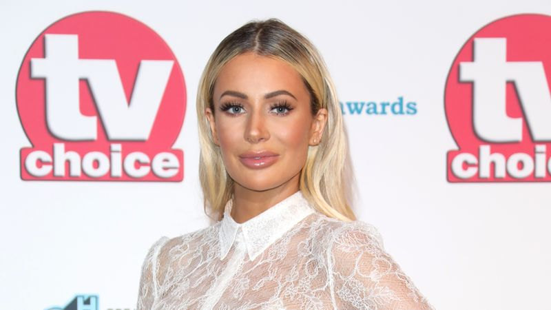 Olivia Attwood 'in talks' to join I'm A Celebrity
