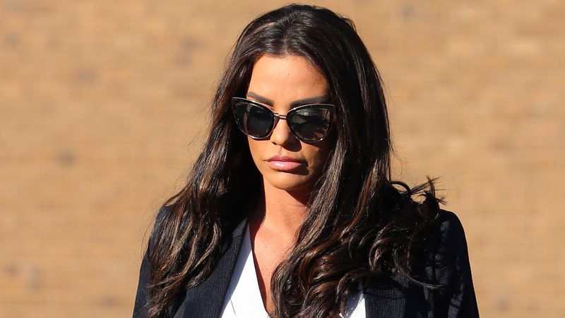 Katie Price reveals she was targeted by KIDNAPPERS in security threat
