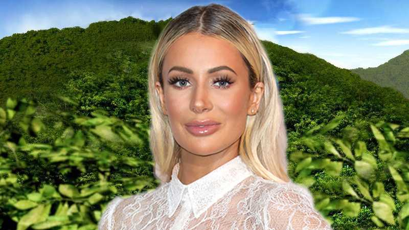 Love Island's Olivia Attwood 'in talks' for I'm A Celebrity... 2019