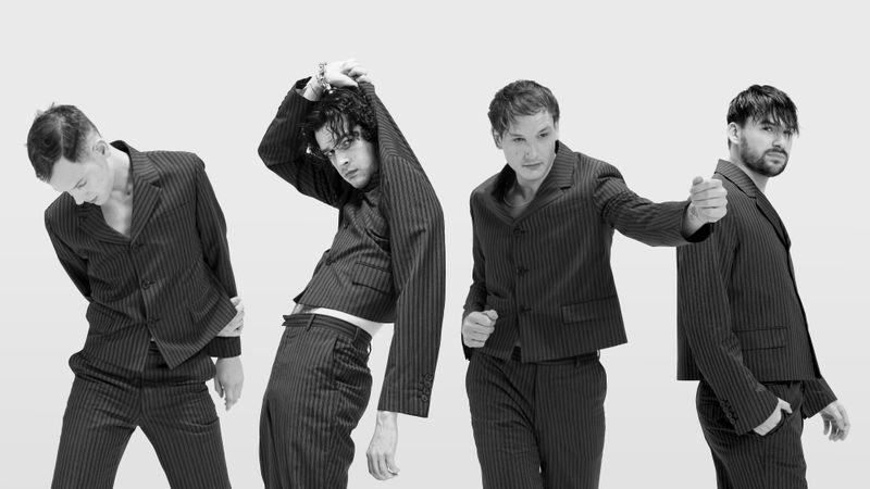 The 1975 have Announced a UK Arena Tour!