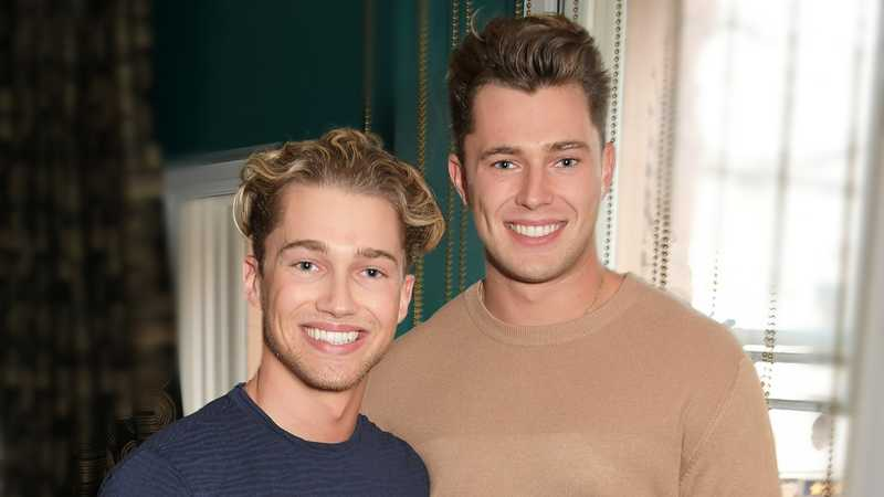 Love Island's Curtis Pritchard would like to be on Strictly Come Dancing with brother AJ Pritchard