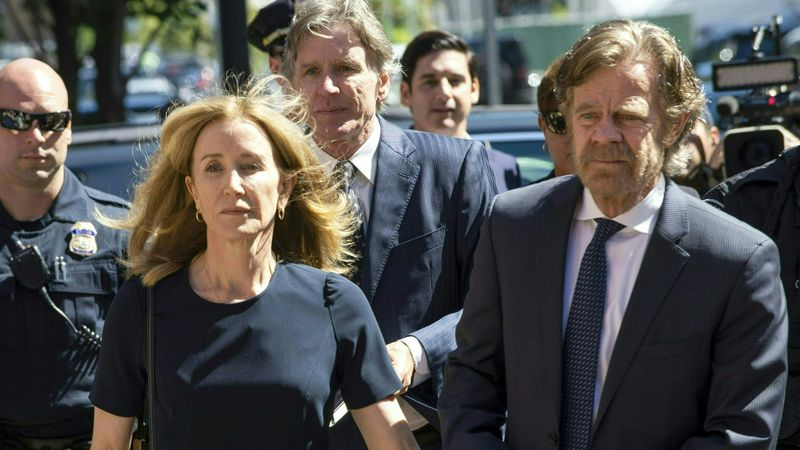 College Admissions Scam: Felicity Huffman Will Receive 14 Days In Prison, But Why Were Her And Lori Loughlin Charged?