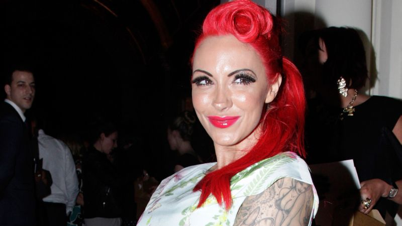 Jodie Marsh shares stunning Graceland wedding pictures