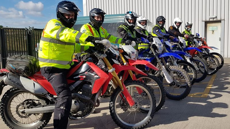 South Yorkshire Police tackle anti-social motorcycling in Doncaster with new scheme