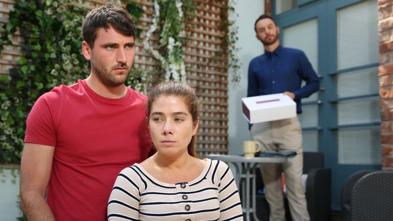 Hollyoaks spoilers: James Nightingale discovers Maxine Minniver's secret