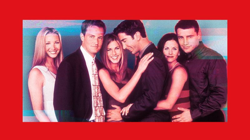 After 25 years, Friends Is Still The One We Can't Switch Off