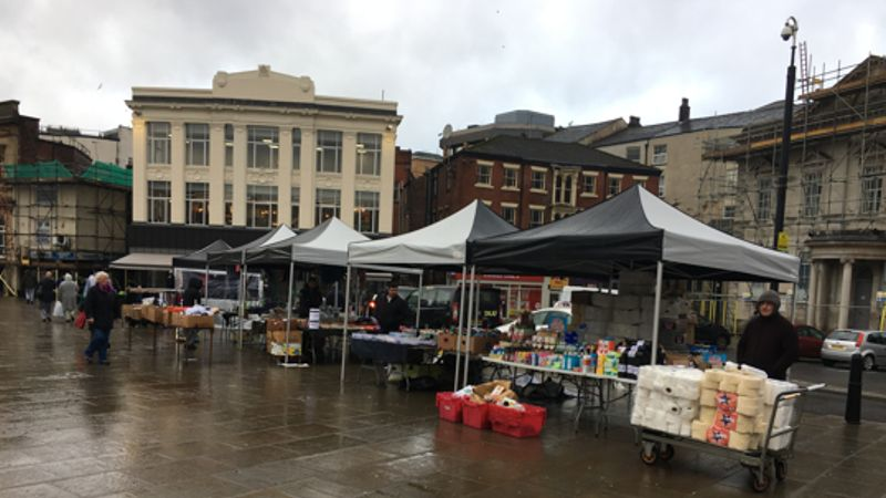 Rochdale Market set to close after centuries of trading