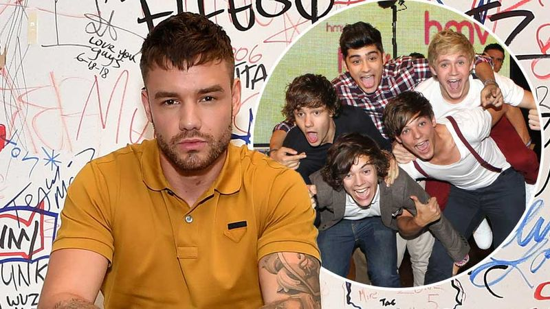 EXCLUSIVE: Liam Payne reveals which member of One Direction he originally DIDN'T get on with