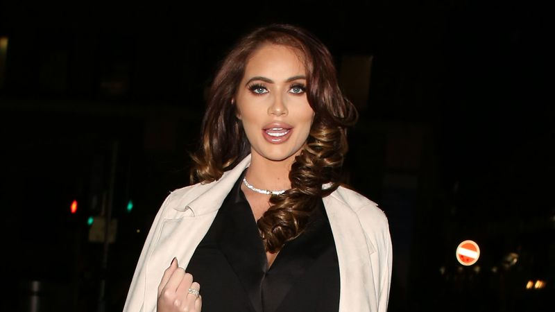 Amy Childs opens up about the time her breast implant EXPLODED