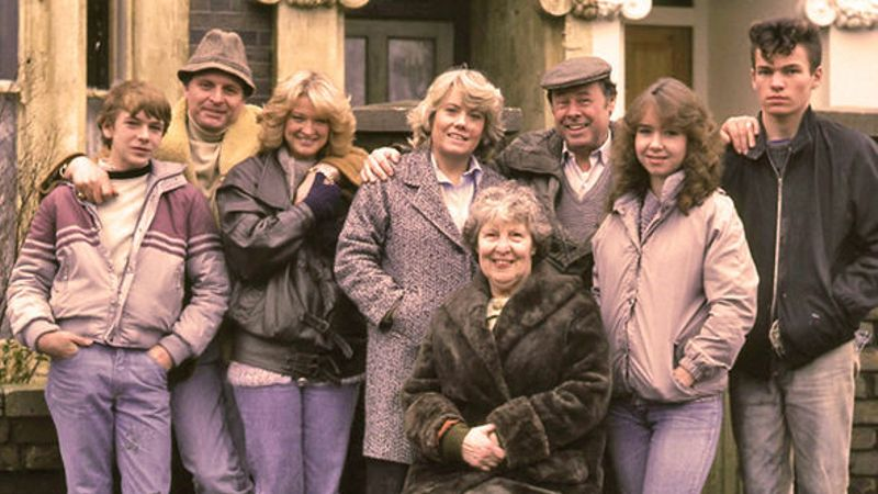EastEnders original cast – then and now
