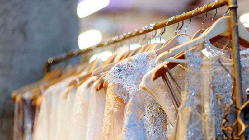 What Can You Do With Your Wedding Dress After You've Worn It?