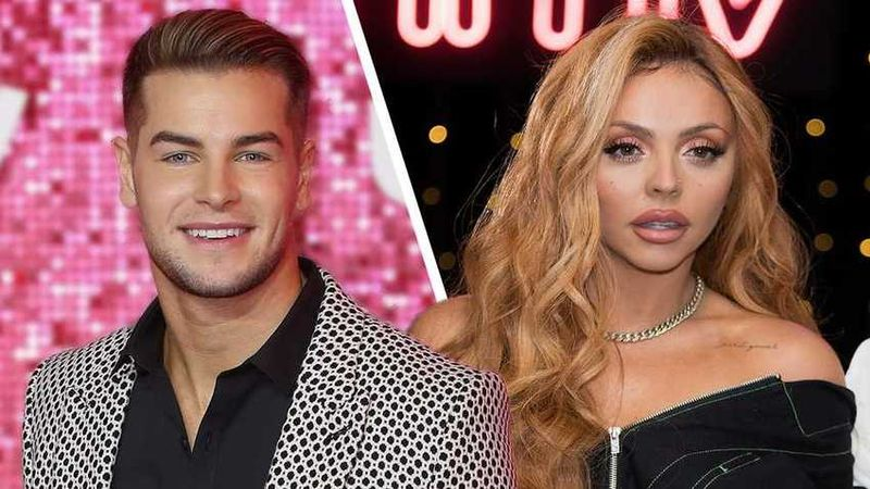 Jesy Nelson sparks engagement rumours as she calls Chris Hughes her 'future husband'