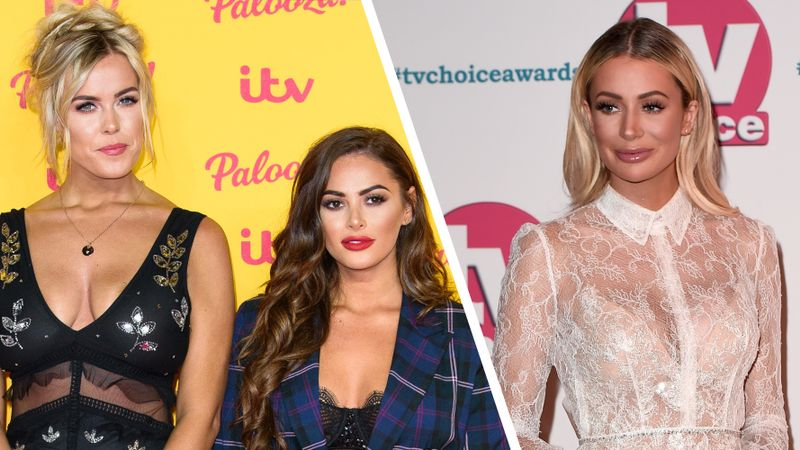 TOWIE's Olivia Attwood spills beans on row with Courtney Green