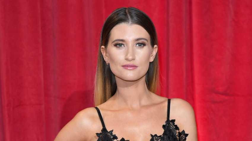 Charley Webb stuns fans after posting photo of identical son