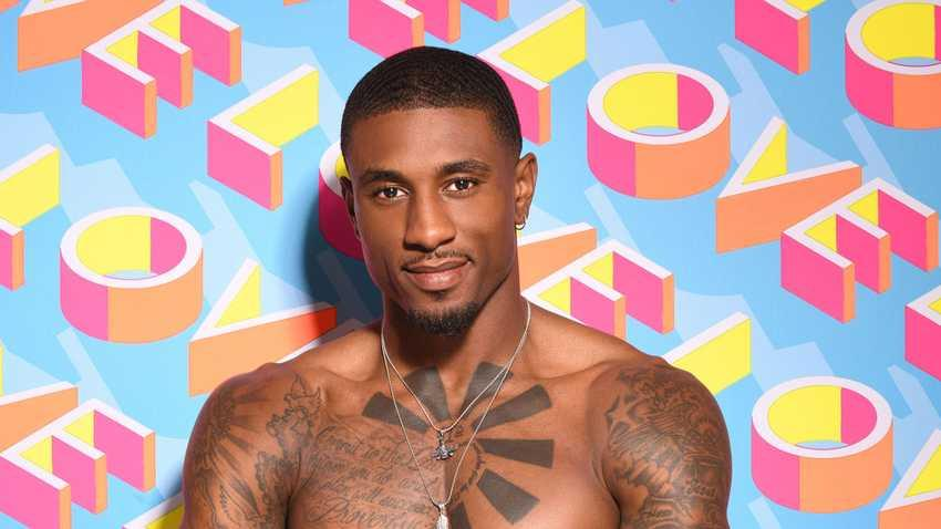 Ovie Soko snubbed from Love Island group chat