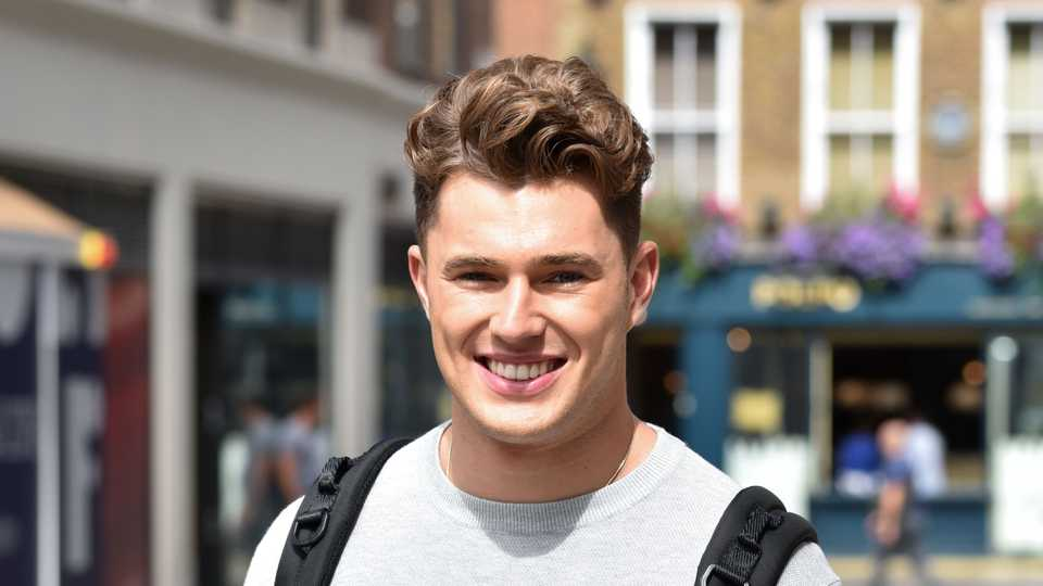 Curtis Pritchard reveals exactly what he'll be doing on The Greatest Dancer💃