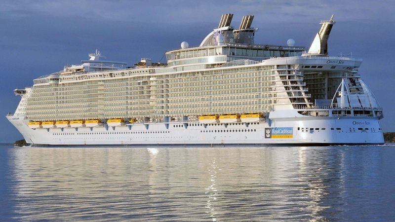 Royal Caribbean Oasis of the Seas - family friendly cruise review