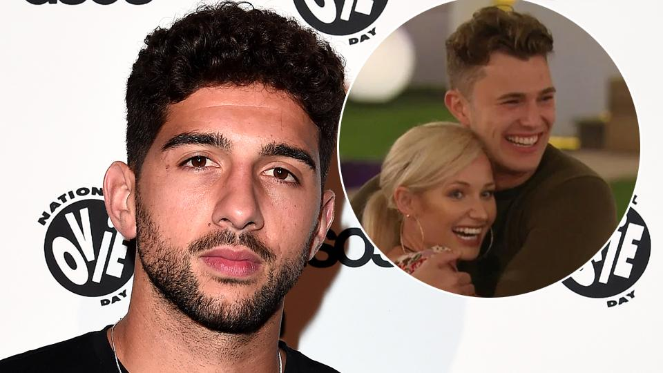 EXCLUSIVE: Love Island's Marvin Brooks teases 'awkward' Christmas reunion for Amy Hart and Curtis Pritchard