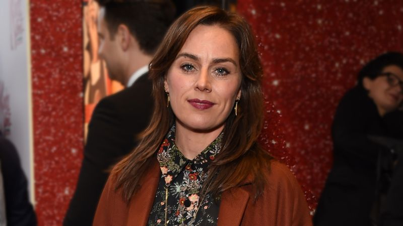 Jill Halfpenny reveals 'unbearable' pain after partner dies in gym