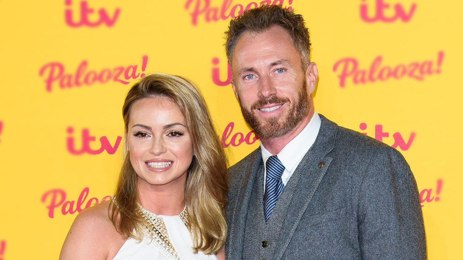 Ola and James Jordan open up about fertility struggles and IVF after announcing pregnancy