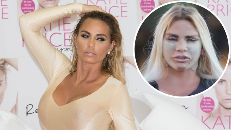 Katie Price boasts about becoming 'perfect human doll'