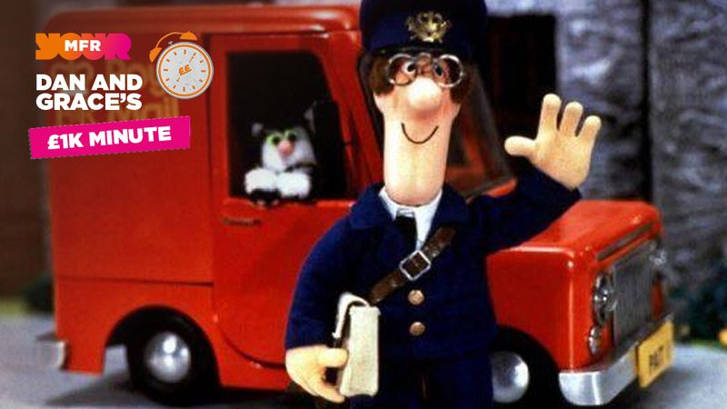 £1K Minute: What fictional village does Postman Pat work in?