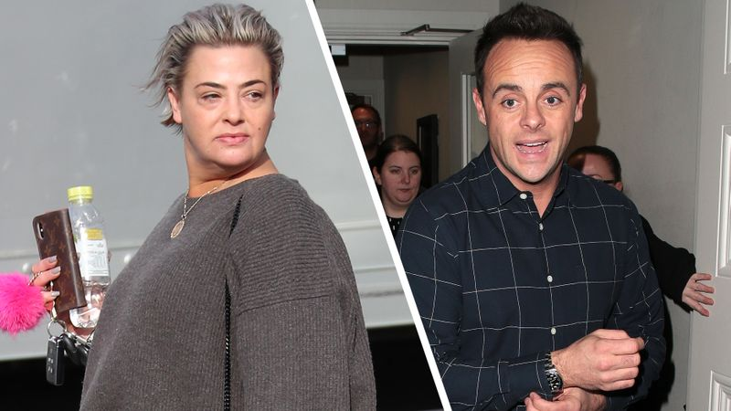 Ant McPartlin and Lisa Armstrong's final showdown