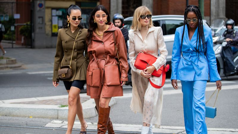 The best street style looks from Milan Fashion Week.
