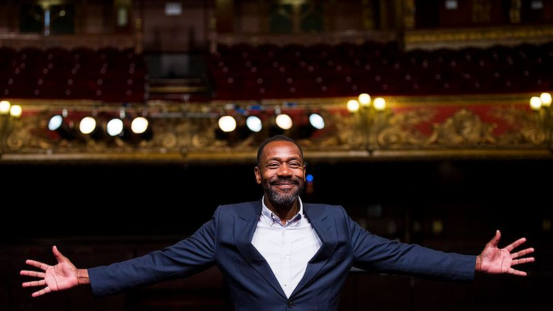 'Nice to see you. I am Justin Trudeau' - Lenny Henry Takes Aim At Canadian Prime Minister. Read More On Grazia.