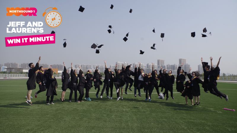 Win it Minute: In degree education, what does MSc stand for?