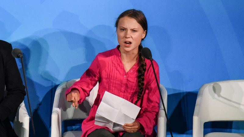 Greta Thunberg's Speech To US Congress Asked Why They're Listening To Her Instead Of Scientists That Can Actually Help