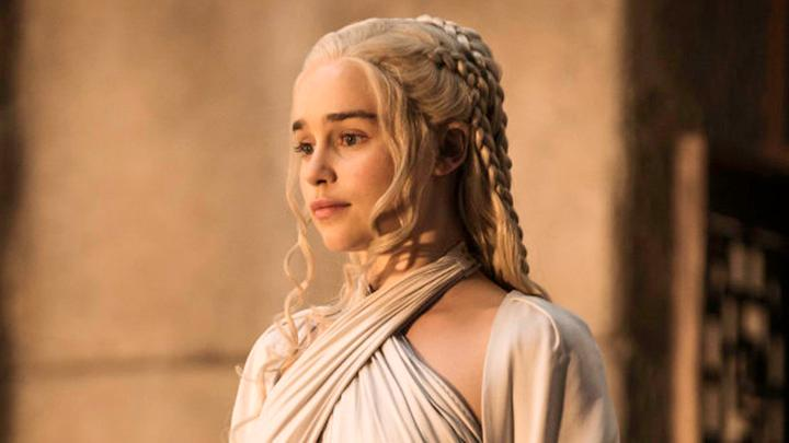 Game of Thrones' Emilia Clarke admits she tried to steal Daenerys' wig
