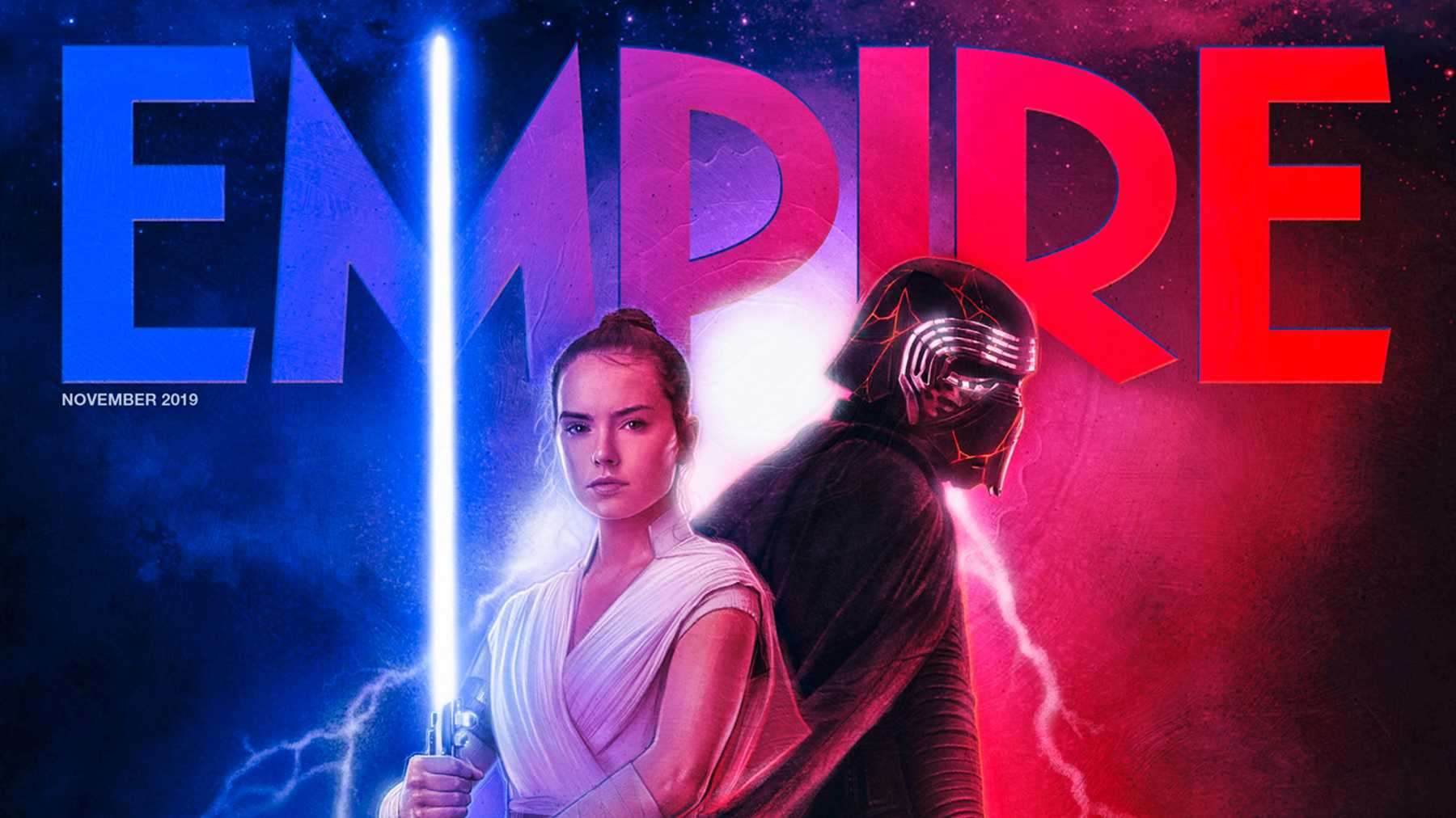 Empire S Star Wars The Rise Of Skywalker Covers Revealed Movies Empire