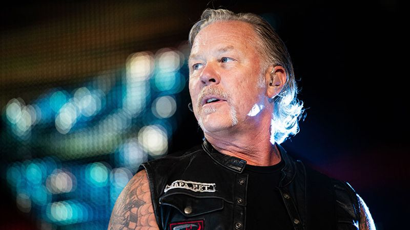 metallica cancel tour as james hetfield enters rehab for addiction music kerrang radio. Black Bedroom Furniture Sets. Home Design Ideas