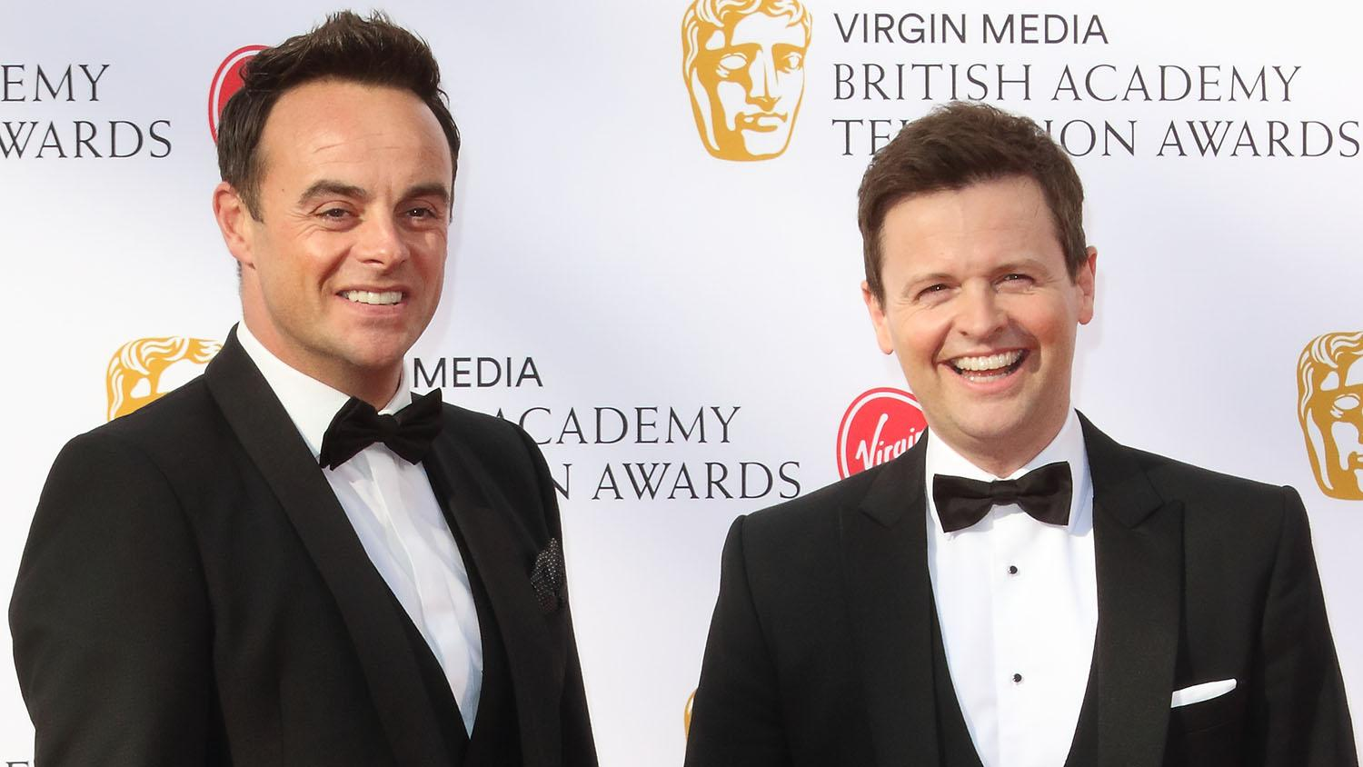 Ant and Dec's ancestry show DNA Journey to discover one has royal blood