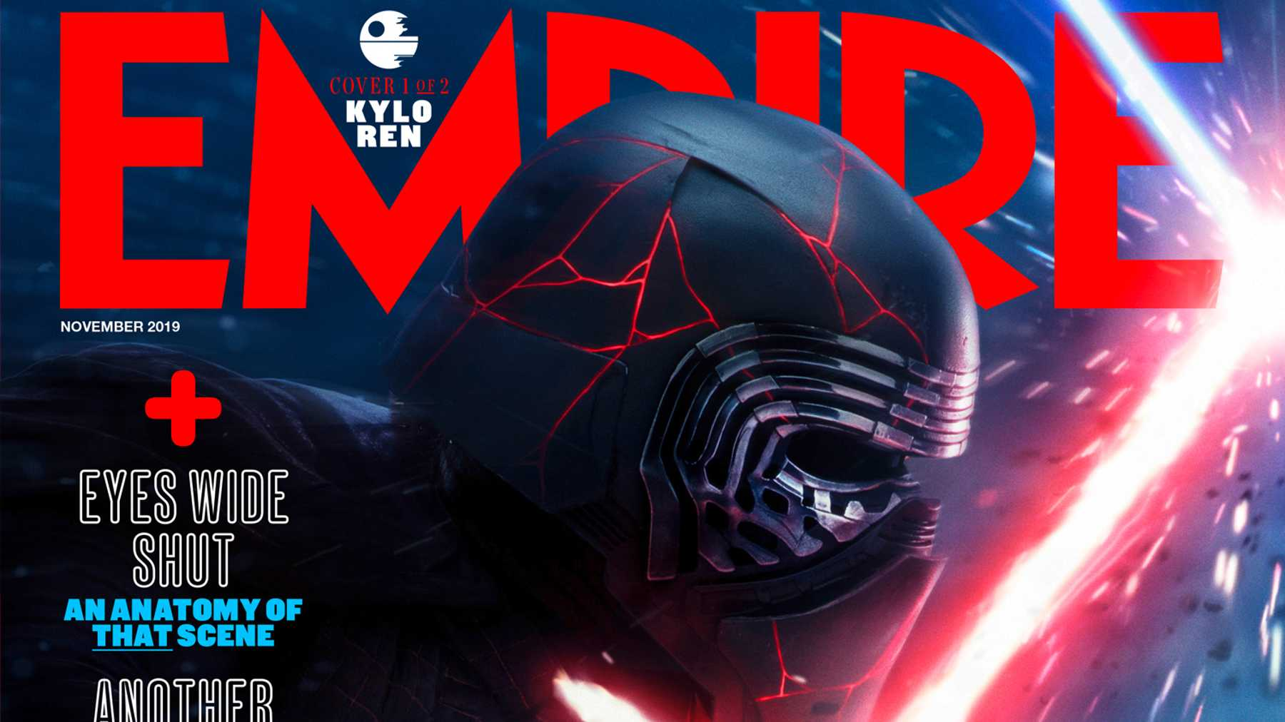 Empire Issue Preview Star Wars The Rise Of Skywalker Martin Scorsese Jay Silent Bob Strike Back Knives Out Ken Loach Movies Empire