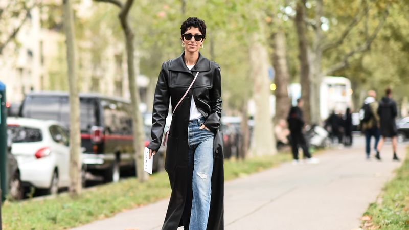 The Major 90s Trend That Were All Over Paris Fashion Week