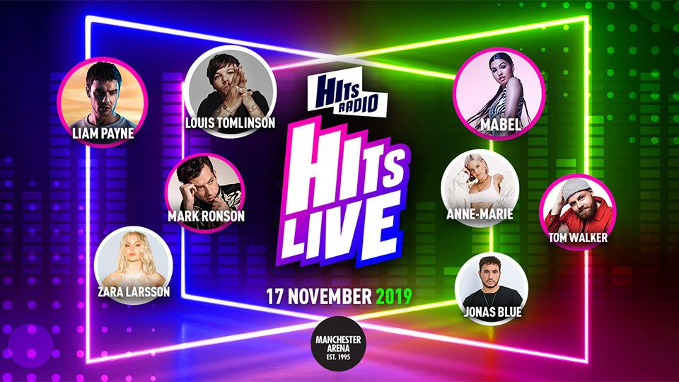 Image result for hits radio live manchester