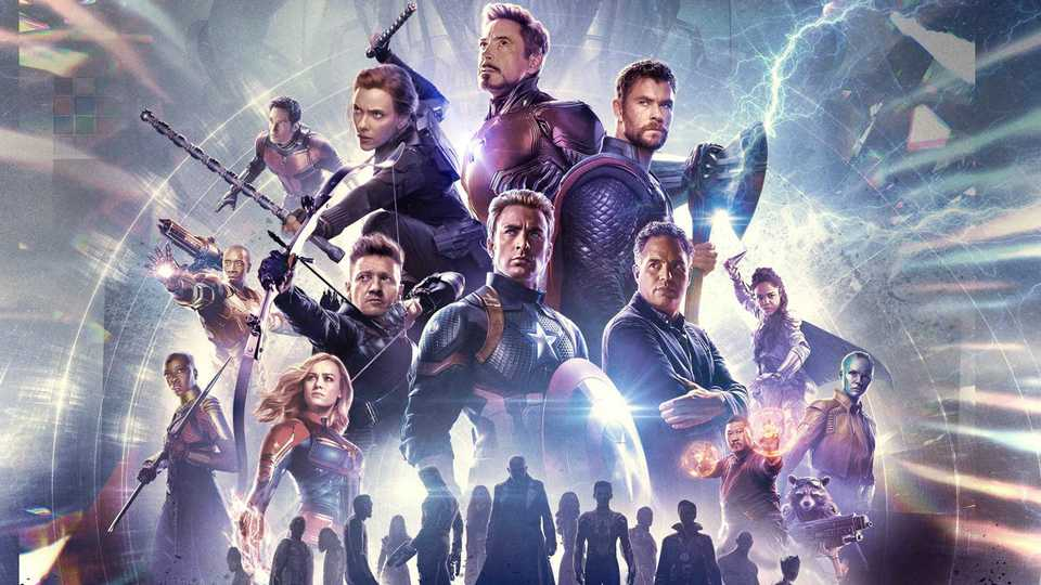 Every Marvel Cinematic Universe Movie Ranked